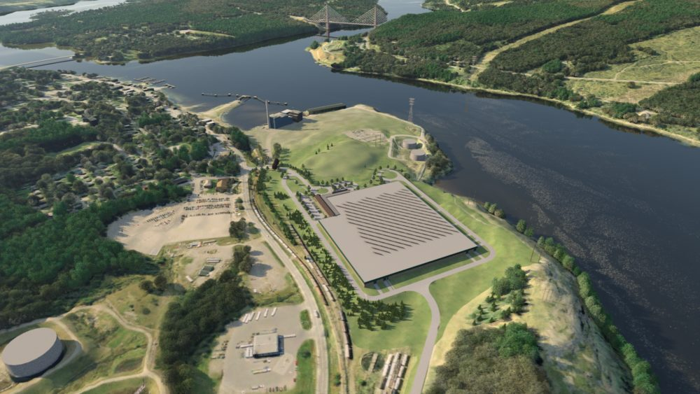 Bucksport salmon farm clears hurdle