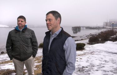 Whole Oceans CEO Rob Piasio Has Big Goals For RAS Atlantic Salmon Farm in Maine