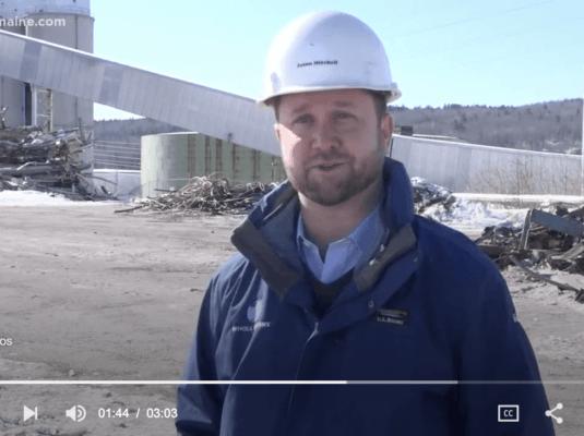 Verso Paper Mill Transformation Feature via News Center Maine